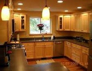 Kitchen Renovation-New Electrical Lighting